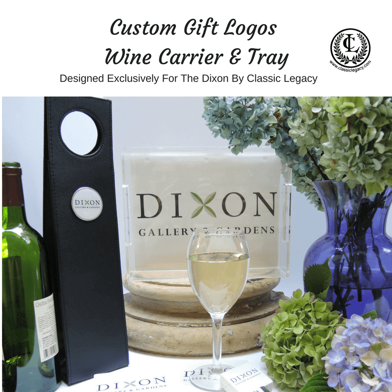 Art Museum Gifts include custom designs for The Dixon Gallery and Gardens