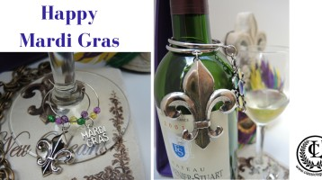 Personalized Gifts for Mardi Gras Celebrations by Classic Legacy