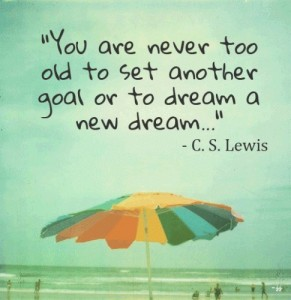 Dream a New Dream Quote on Classic Legacy Pinterest