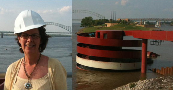 Learning About Memphis and Beale Street Landing Project Through the Eyes of A Designer of Custom Gifts
