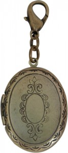 Oval Locket Vintage Inspired by Classic Legacy