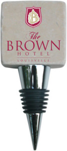 Wine Stopper Brown Hotel