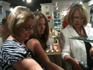 Customers ordering Classic Legacy jewelry and gifts