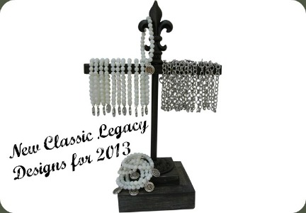 Preview of 2013 New Gifts and Designs for Classic Legacy