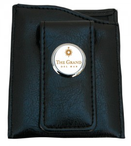 Money Clip with Grand Del Mar Logo