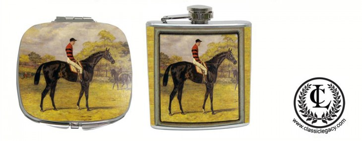 Kentucky Derby and Horse Race Theme Gifts Designed by Classic Legacy