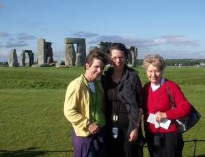 Traveling to Stonehenge