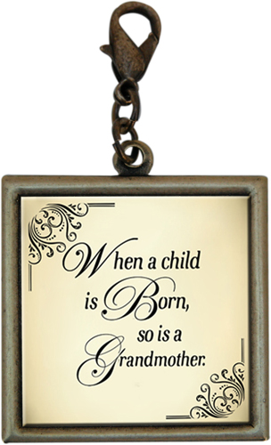 Quote  When Child Born so is Grandmother