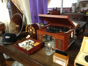 A. Schwab  Record players and Radios