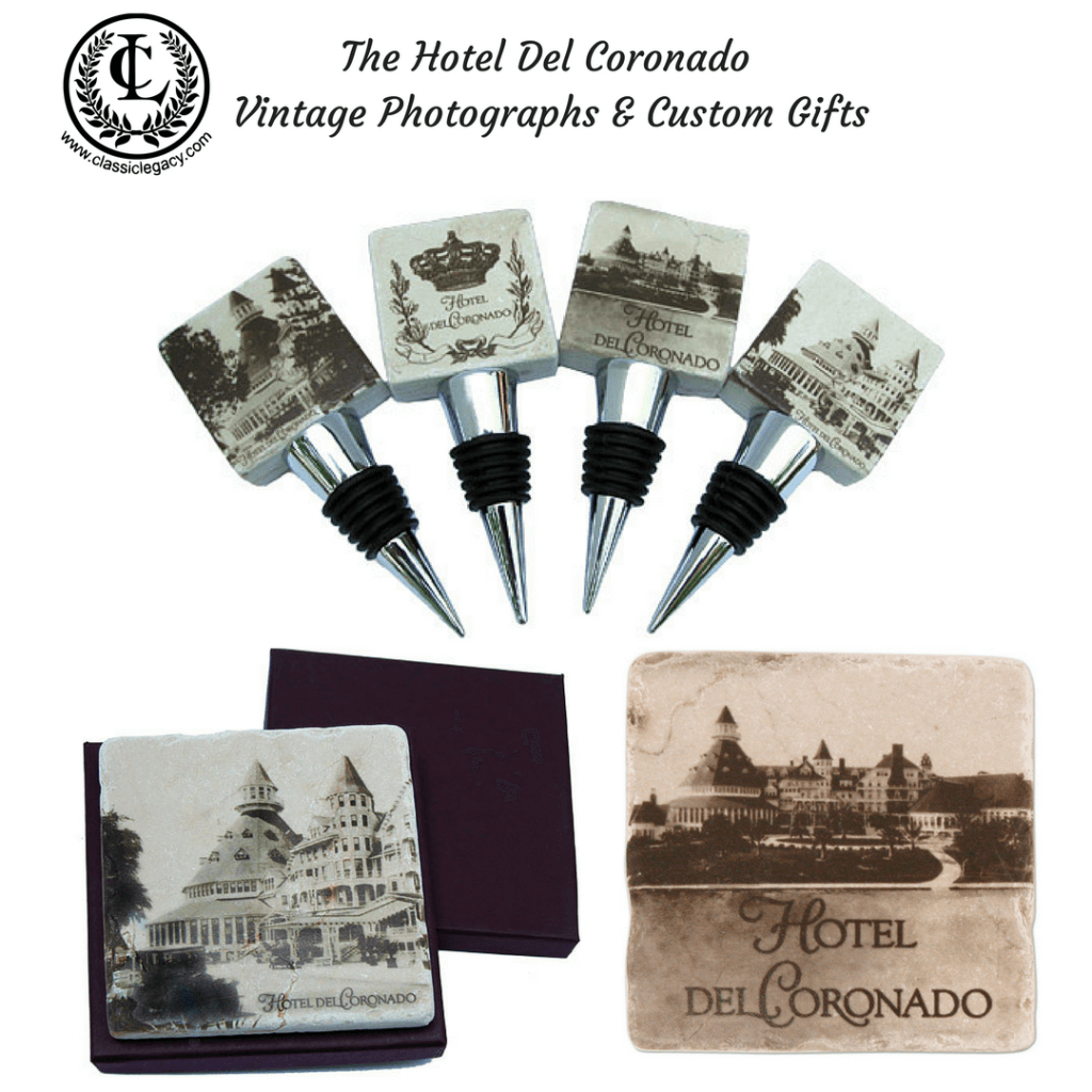 Custom Hotel Gifts Include Gifts with Vintage Photos