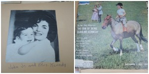 My Scrapbook  of Kennedy Family Memories