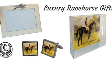 Luxury Gifts for Race Horse Enthusiasts