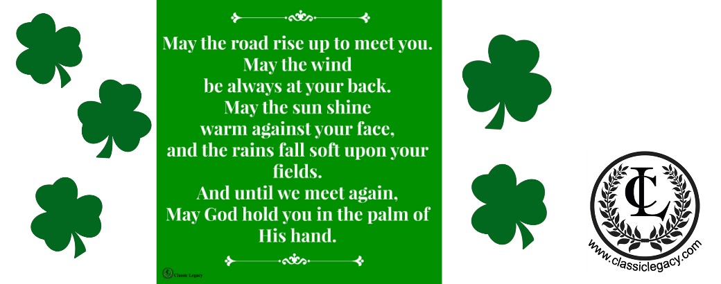 Irish Quotes and Gifts to Celebrate
