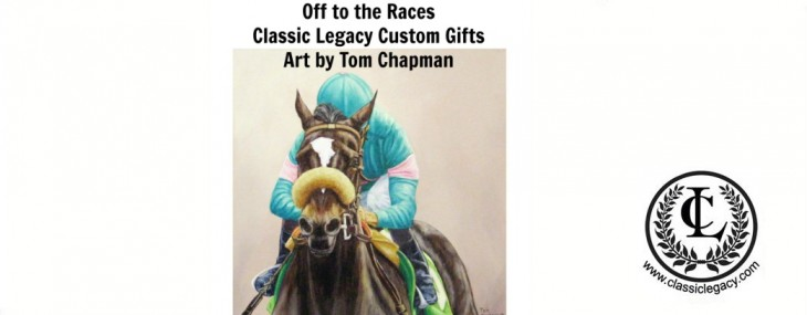 6 Questions Retailers Ask about Horse Racing Theme Custom Gifts