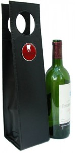 Wine Carrier with custom Endo logo