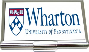 Business Card Holder Wharton