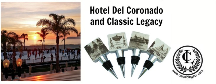 Instagram Giveaway with Hotel Del Coronado and Classic Legacy