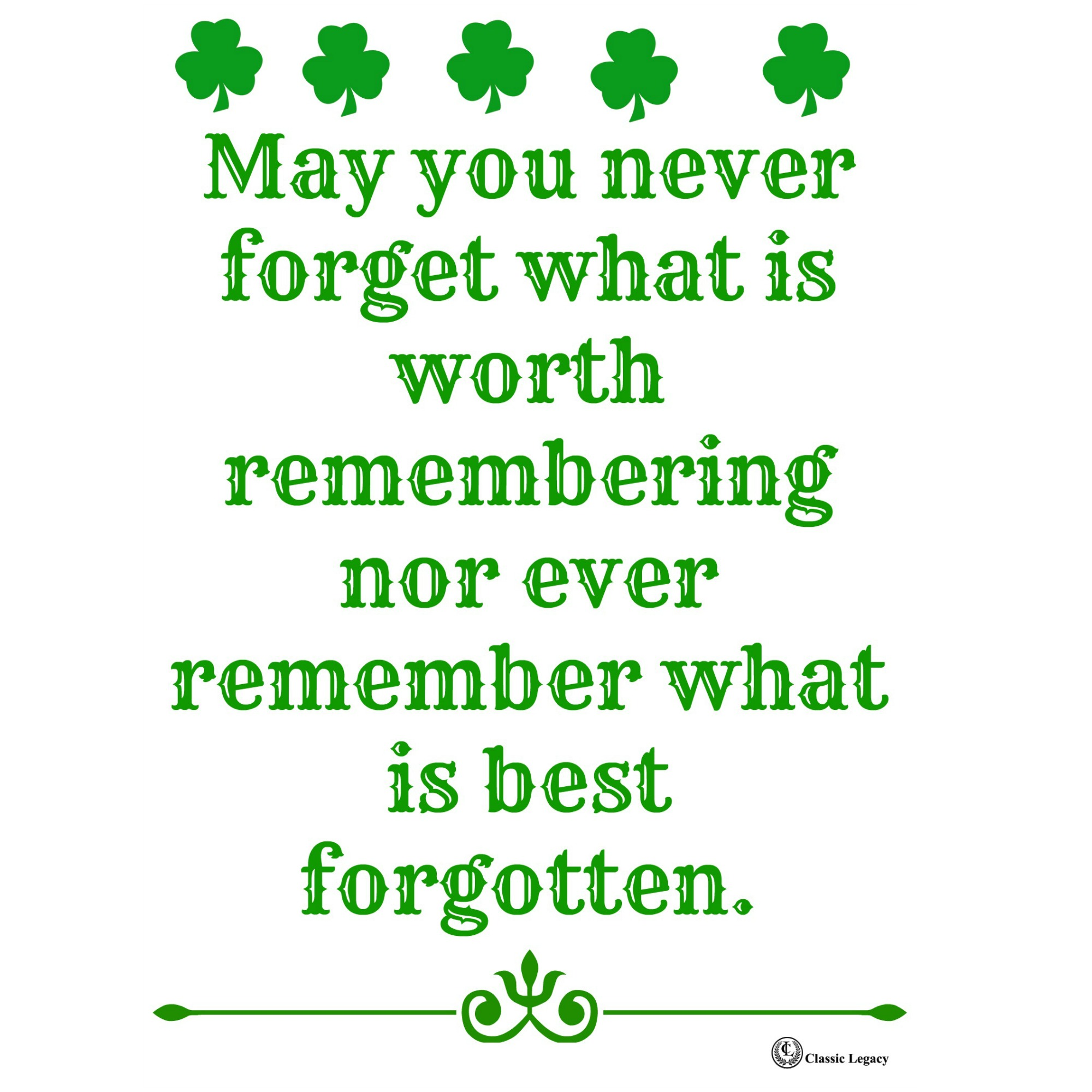 Irish Quotes IrishRemembering