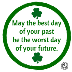 Irish Quotes About Life Glamorous Social Media Irish Quotes Classic Legacy Favorites