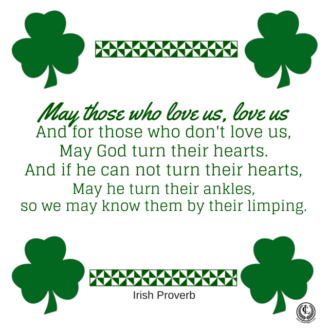 May those who love us