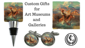 358 x 200 Custom Gifts for Art Museums & Galleries