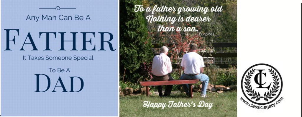 Father's Day Quotes For Pinterest and Social Media