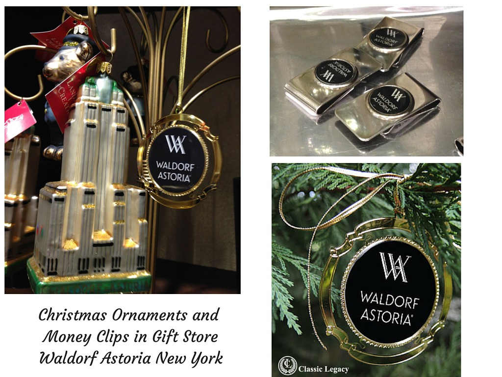Personalized Gifts for Waldorf Astoria by Classic Legacy  Classic