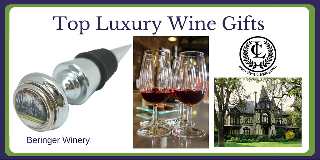 12 Top Luxury Wine Gifts Custom Made for Wineries and Vineyards
