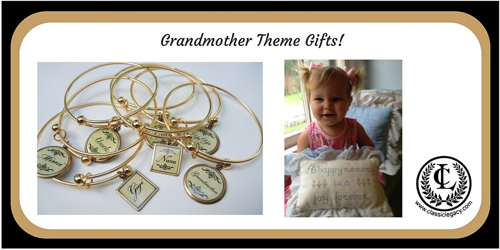 Luxury Nana Theme & Grandmother Gifts