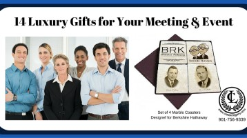 14 Luxury Gifts for Your Meeting & Event