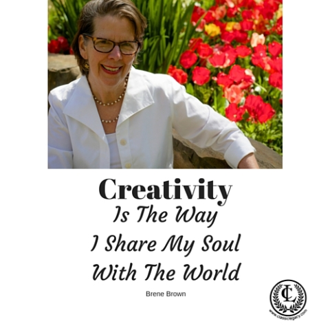 Creativity Quote Share My Soul With the World