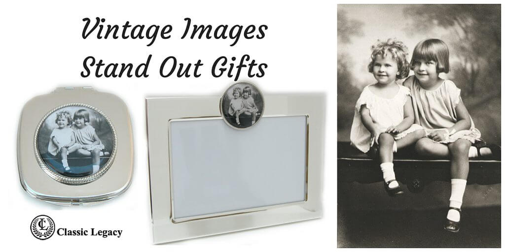 Ten Ways to Use Vintage Images on Custom Gifts