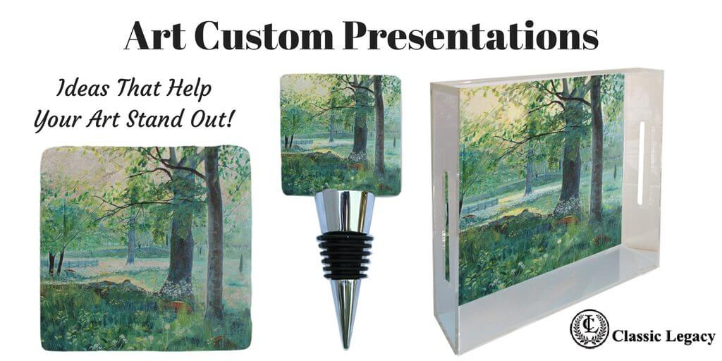 How Custom Presentations Help Artists Stand Out