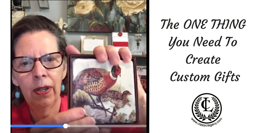 Create Custom Personalized Gifts