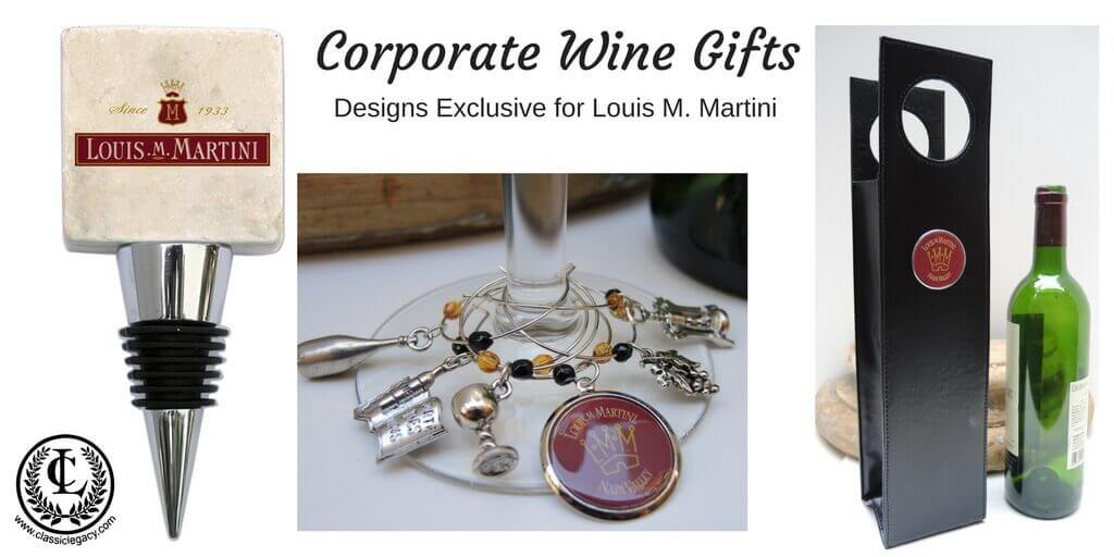 Corporate Wine Gifts EJ Gallo Group Louis M. Martini brand