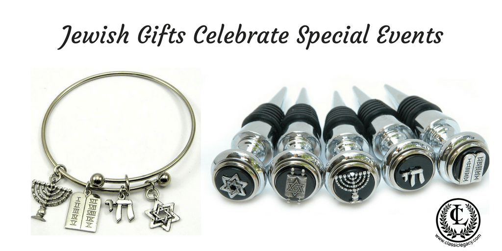Jewish Gifts Celebrate Special Events