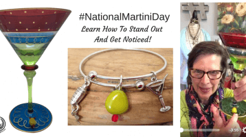 National Martini Day | Custom Gifts National Days