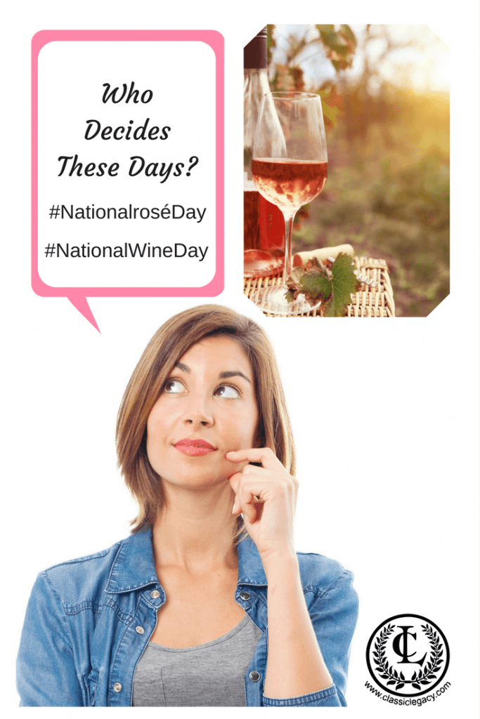 Who decides these National Days 2