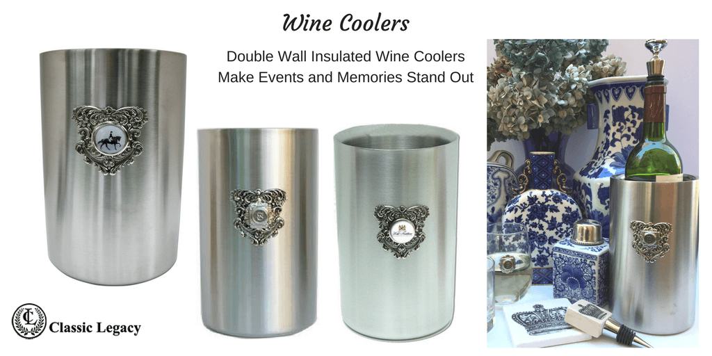 Wine Coolers Personalized by Classic Legacy