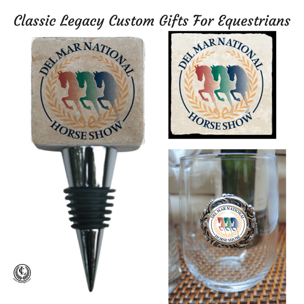 Classic Legacy Custom Gifts Serve Equestrians