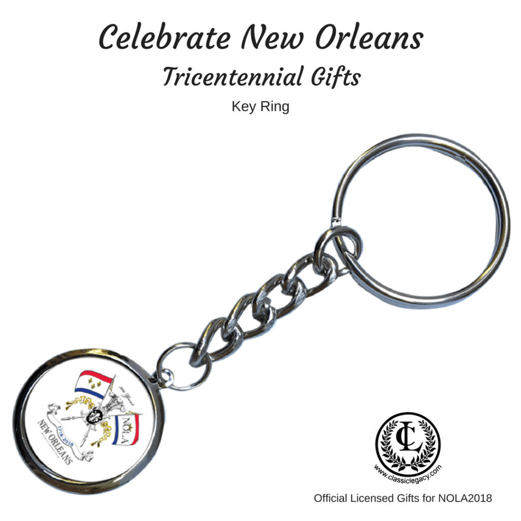 Key ring for NOLA2018