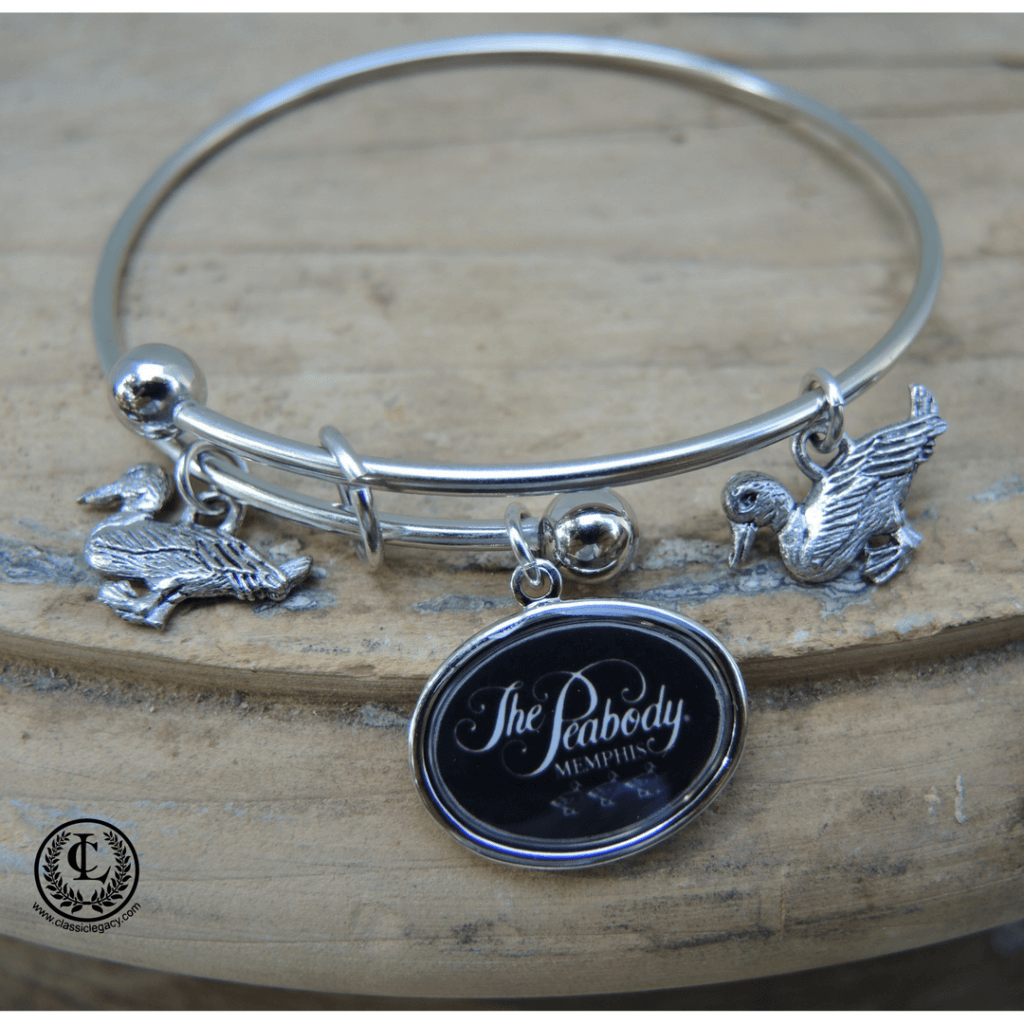 Peabody Hotel Custom Personalized Bracelet