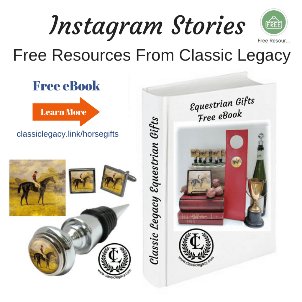 Free Resource eBook Horse Gifts