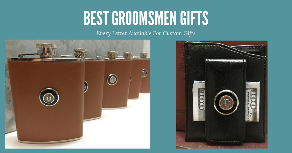 Groomsman Gifts | Initial Theme Gifts