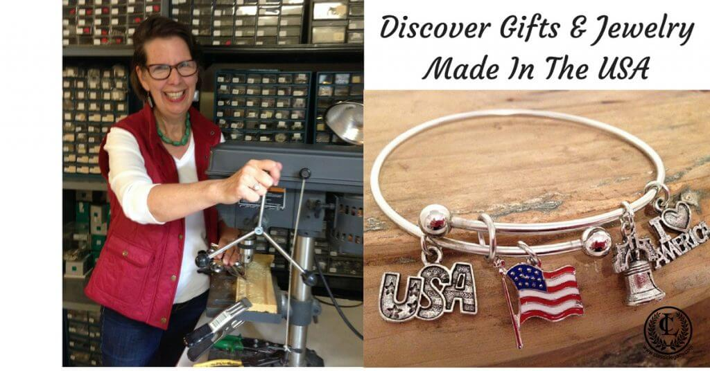 Catherine Designer & drill press discover gifts made in the USA