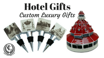 Custom Gifts for Hotels
