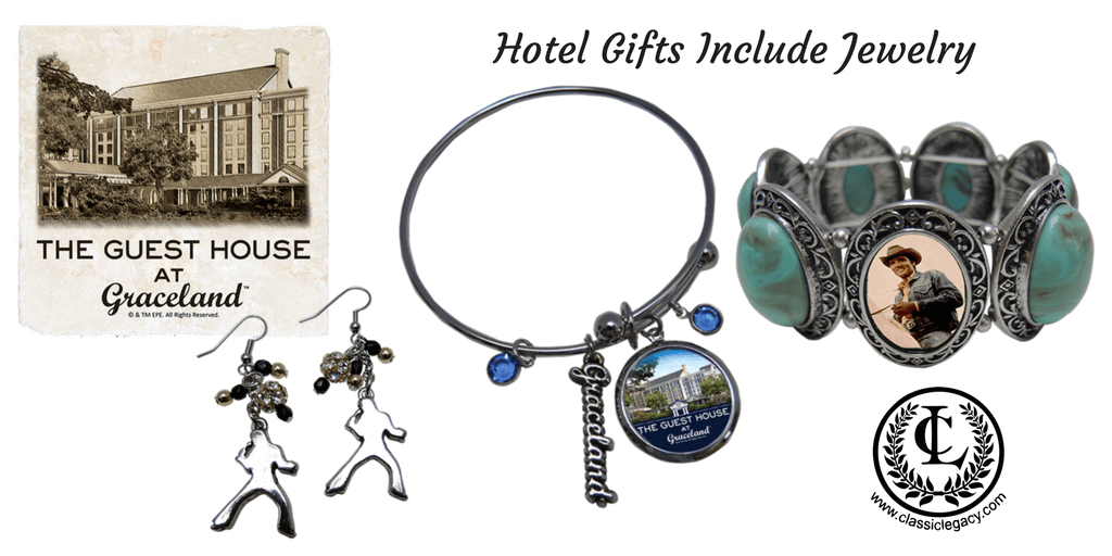 Custom Hotel Gifts Include Jewelry for Elvis Presley Enterprises Guest House