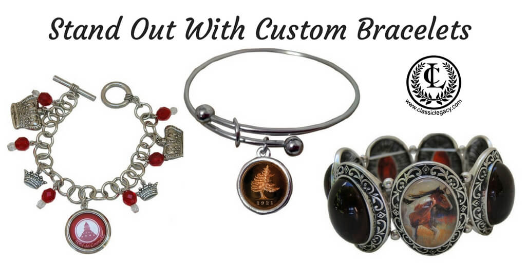 Stand Out With Custom Bracelets By Clic Legacy