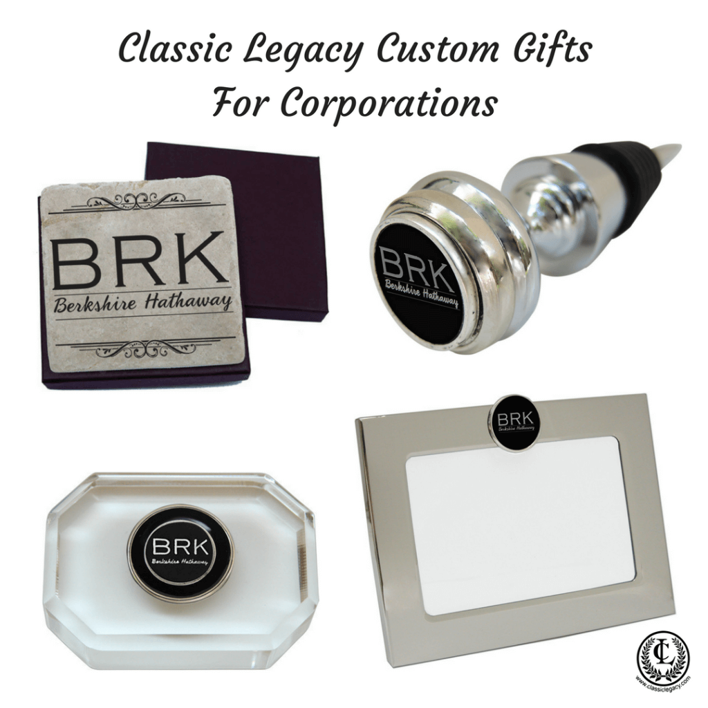 Classic Legacy Custom Gifts Serve Corporations