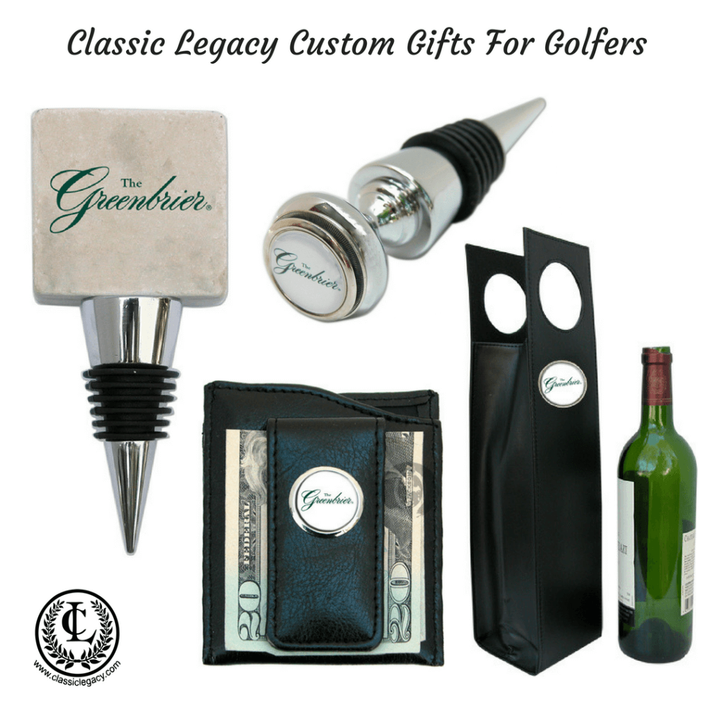 Classic Legacy Custom Gifts Serve Golfers
